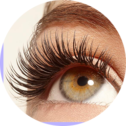 Luxury eyelash treatment